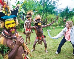 Tourists spent more than $US100 mln in PNG in first half of 2017