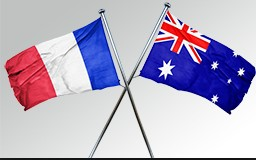 France and Australia to form a new partnership in the Asia-Pacific?