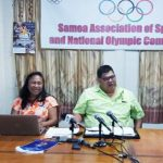 Team Samoa gears up for Vanuatu