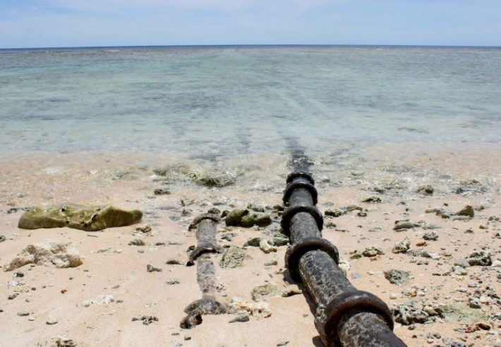 New under water cable to link PNG and Australia
